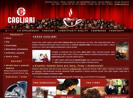CAFFÉ CAGLIARI