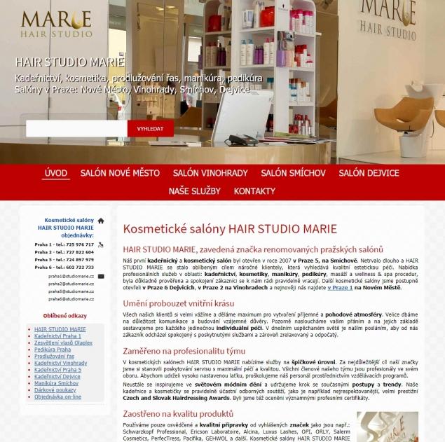 Kosmetické salóny HSM