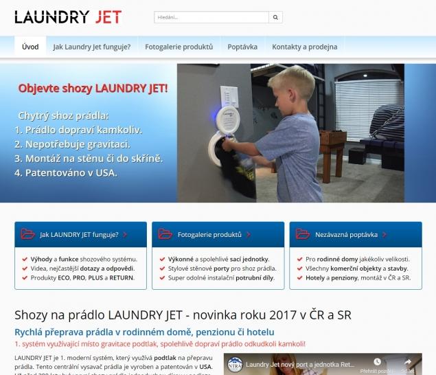 LAUNDRY JET ČR