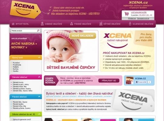 XCENA E-SHOP